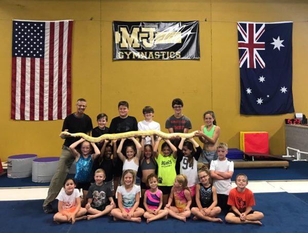 Mount Juliet Elite Gymnastics Summer Camp