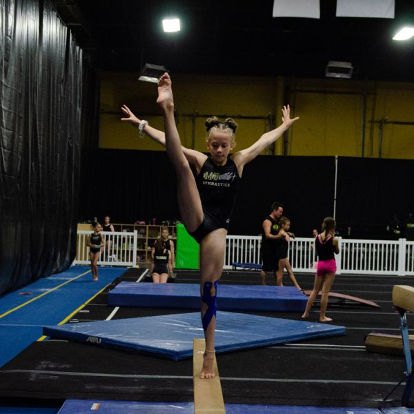 Mount Juliet Elite Gymnastics Balance