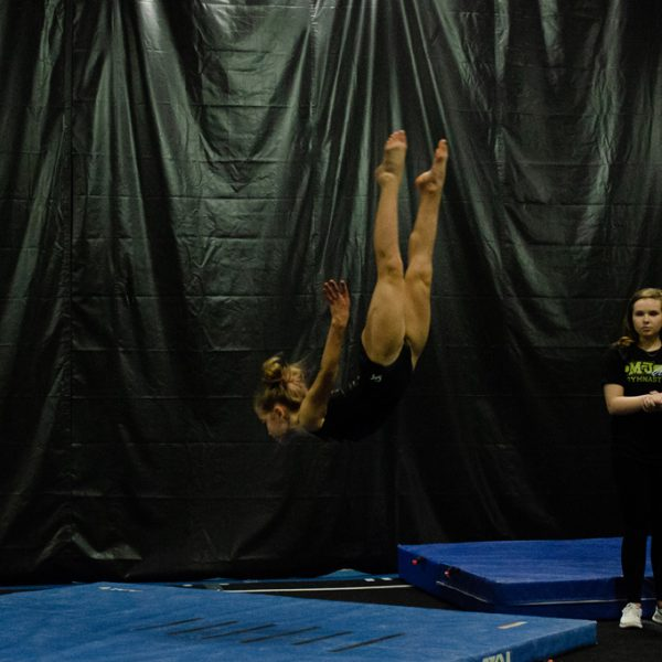 Mount Juliet Elite Gymnastics flip