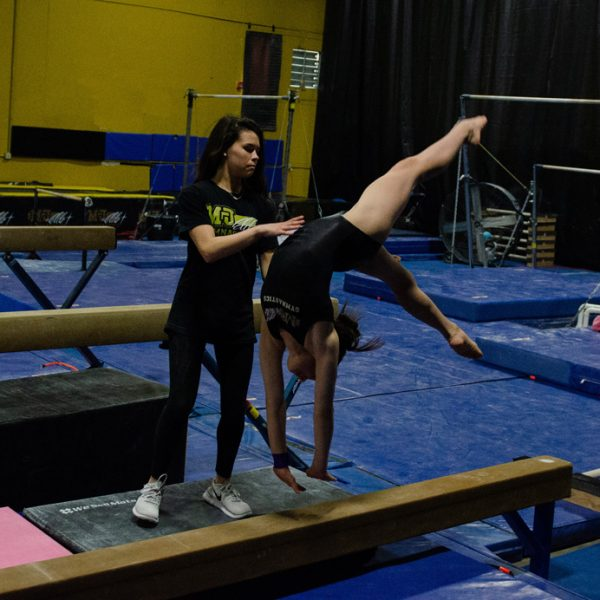 Mt Juliet Elite Gymnastics Balance Beam