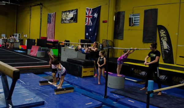 Mount Juliet Elite Gymnastics Tumblers
