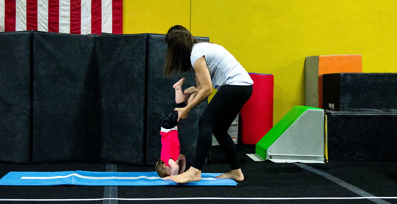 Mt Juliet Elite Gymnastics Kinder Gym