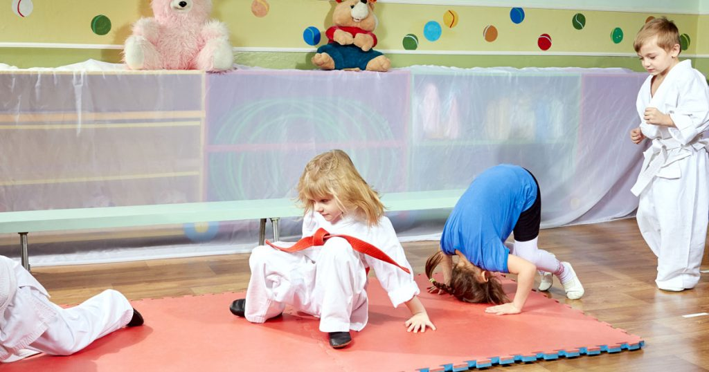 Little Ninjas Elite Gymnastics